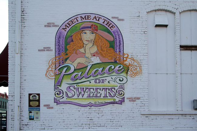 Palace of Sweets - by Cam Bortz