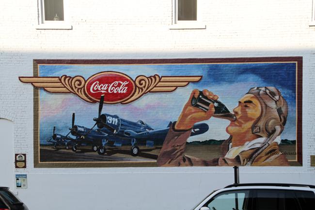 Drink Coca-Cola - by Sonny Franks