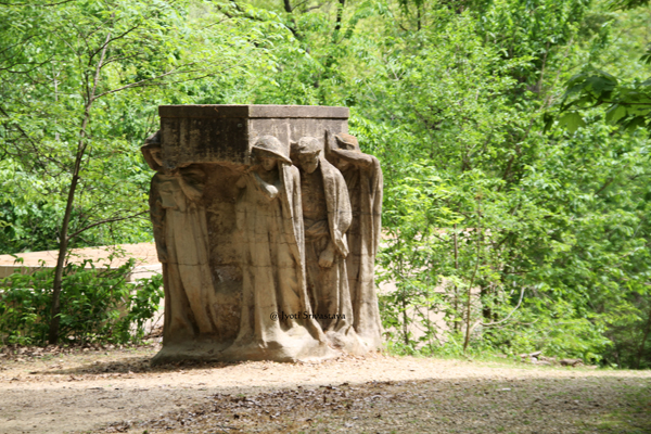 The Seven Muses [1902] - by Students of Lorado Taft