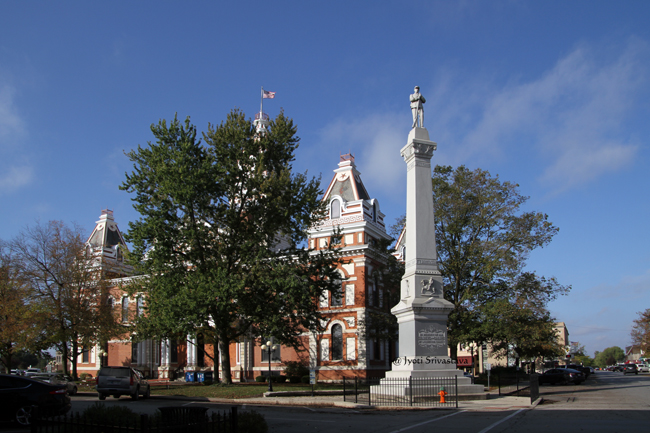 Livingston County Civil War Memorial