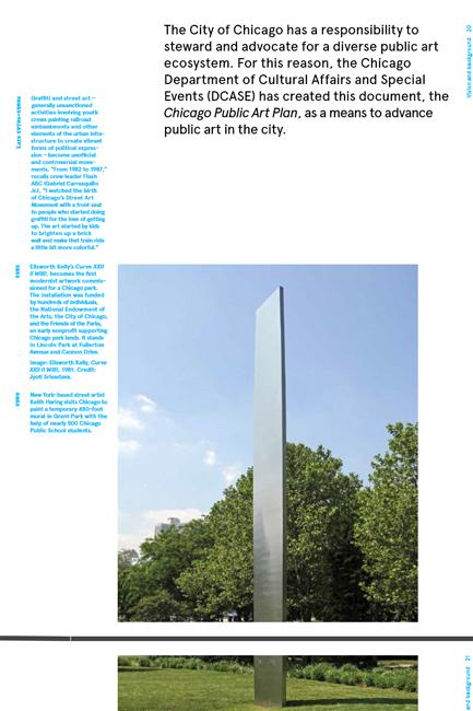 Chicago Public Art Plan