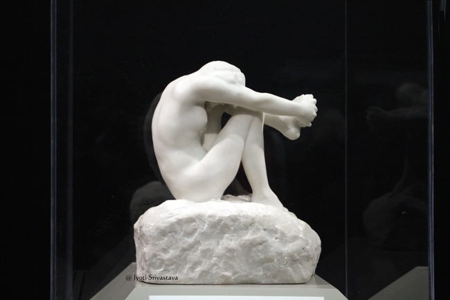 Despair - by Auguste Rodin
