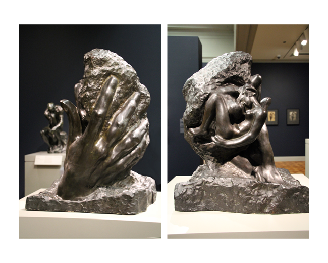 The Hand of God - by Auguste Rodin