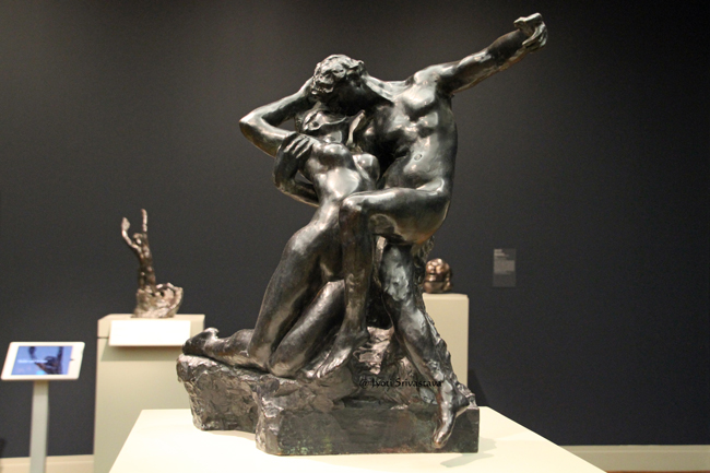 Eternal Springtime - by Auguste Rodin