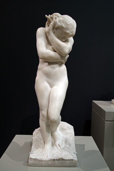 Eve - by Auguste Rodin