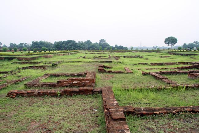 Raja Vishal ka Garh  / Fort of King Vishal / Vaishali, Bihar.