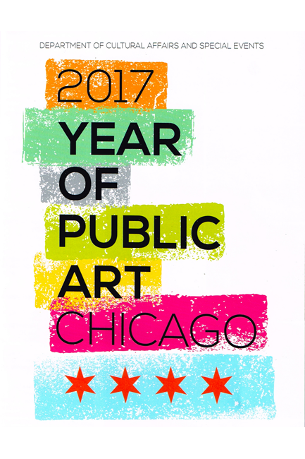 Chicago celebrates 2017 as Year of Public Art.