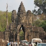 Gates of Angkor Thom