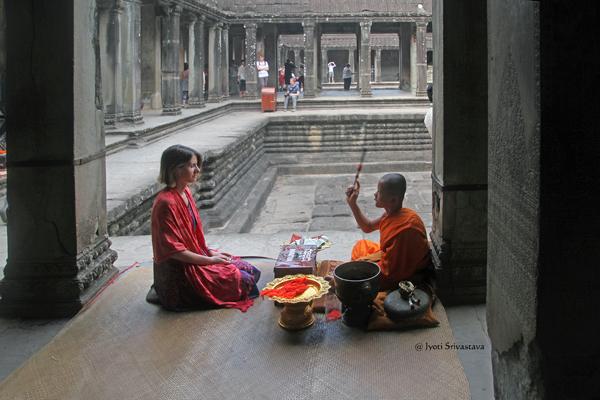 Angkor Wat  / Siem Reap, Cambodia