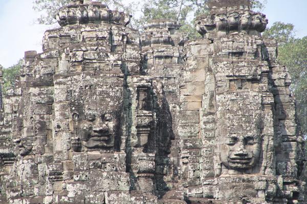 Bayon / Siem Reap, Cambodia.
