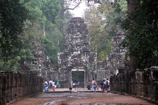 Preah Khan / Siem Reap, Cambodia.