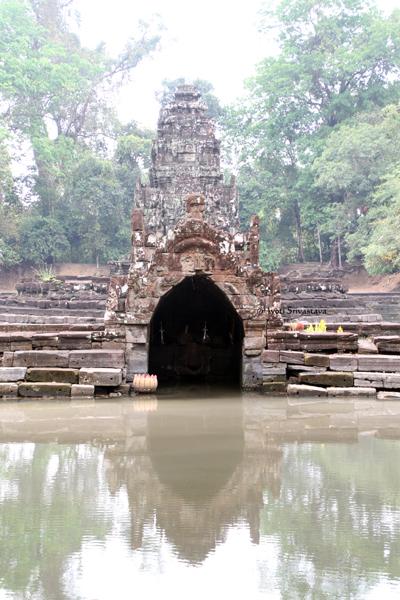 Neak Pean / Siem Reap, Cambodia.