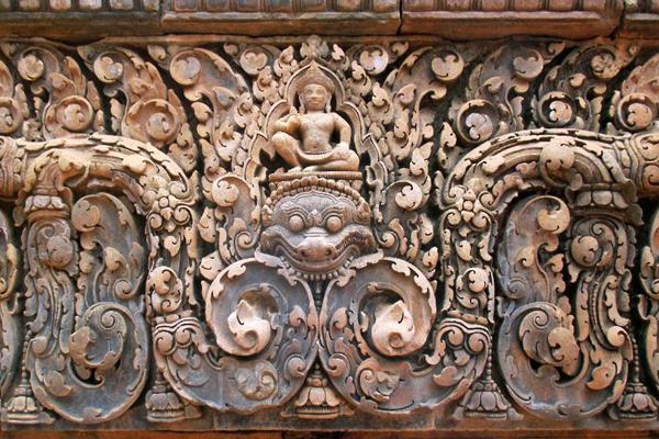 Banteay Srei / Siem Reap, Cambodia.