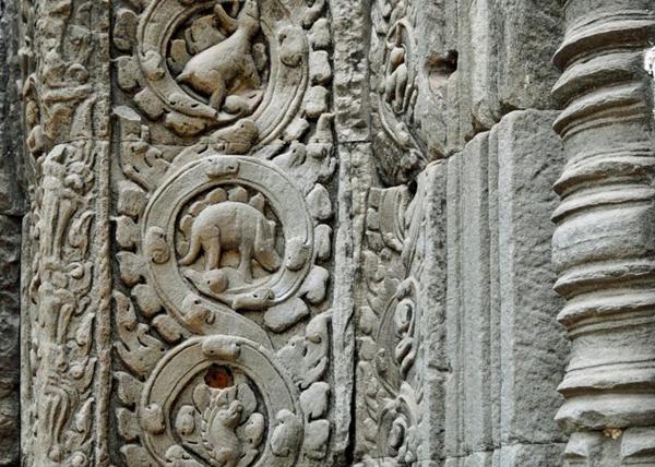 Ta Prohm / Siem Reap, Cambodia.