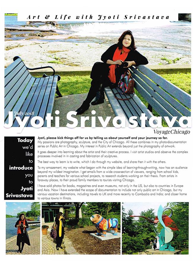Voyage Chicago Interview