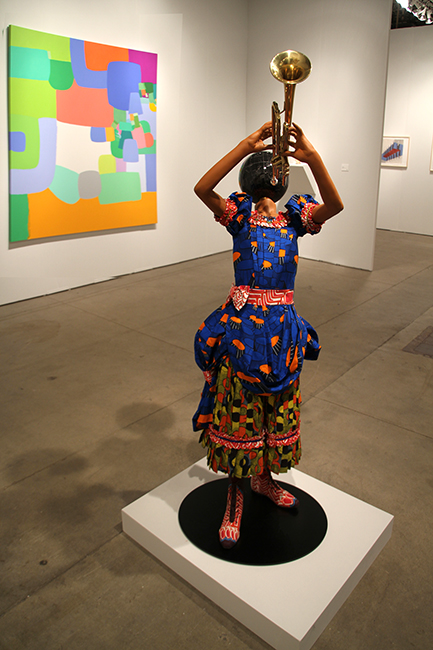 Planets in My Head - by Yinka Shonibare